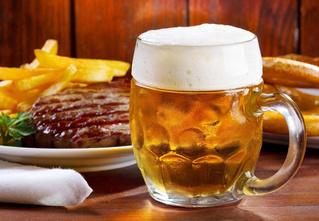 Как правильно сочетать пиво с едой