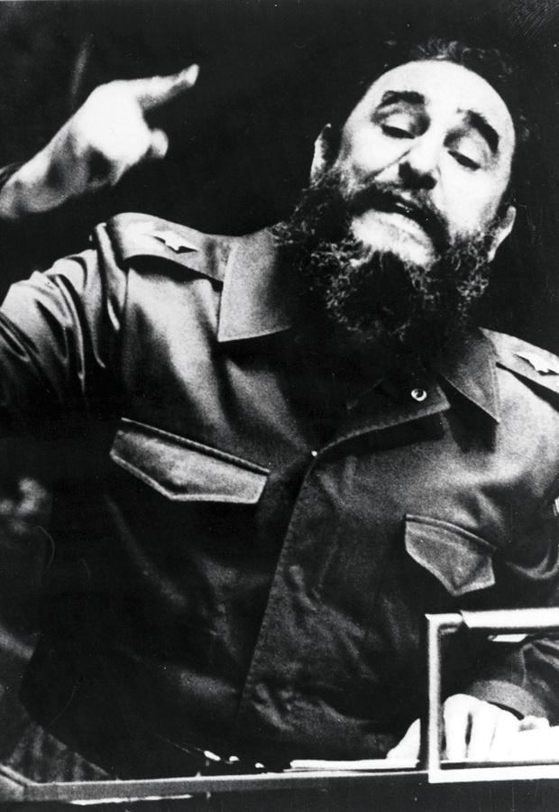 Фото №11 - 13 самых невероятных попыток убить Фиделя Кастро