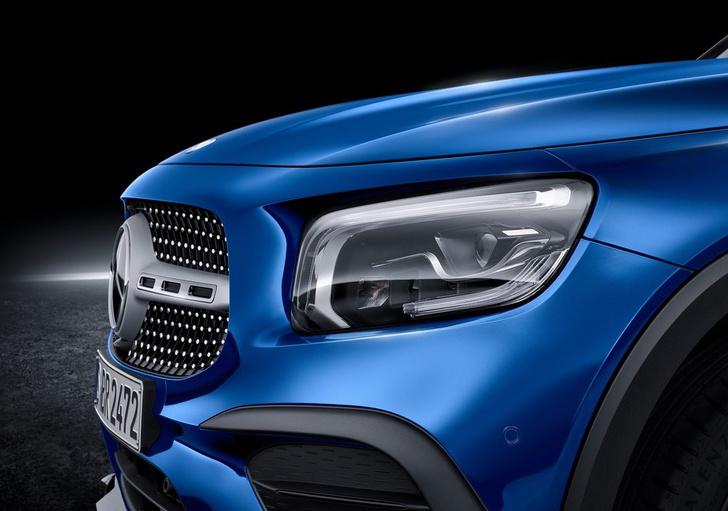 Фото №8 - Mercedes-Benz GLB: внедорожников не может быть слишком много