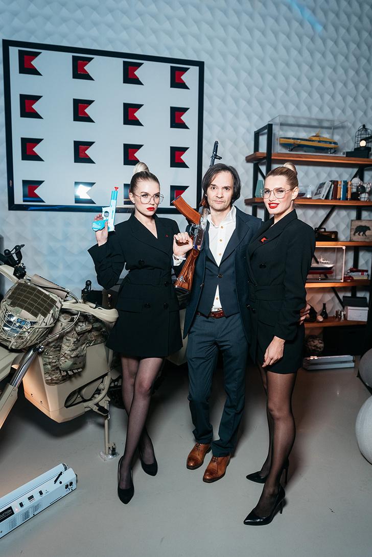 Фото №13 - Журнал MAXIM дал торжественный старт голосованию «100 самых сексуальных женщин страны» на вечеринке в Lexus Dome