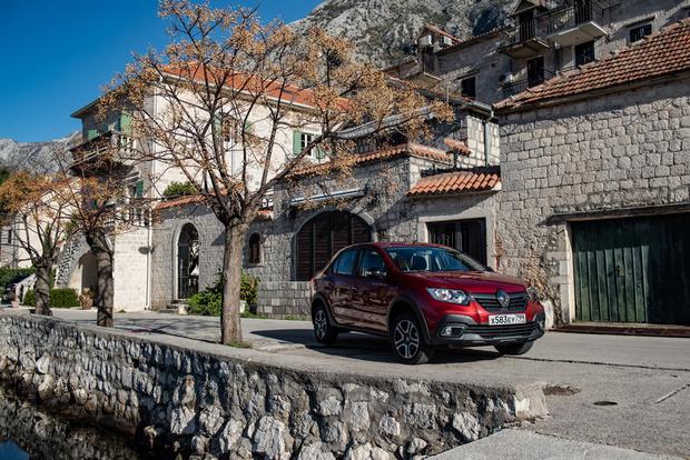 Фото №7 - Renault Logan Stepwaу: каршеринг минус