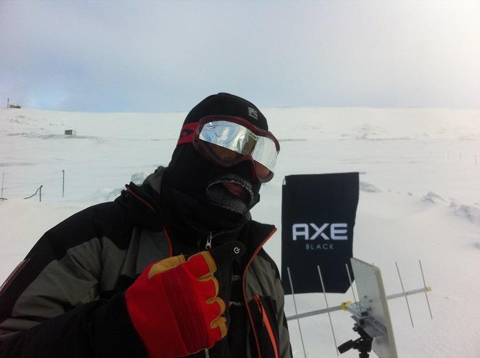 Фото №1 - AXE Black представляет затмение