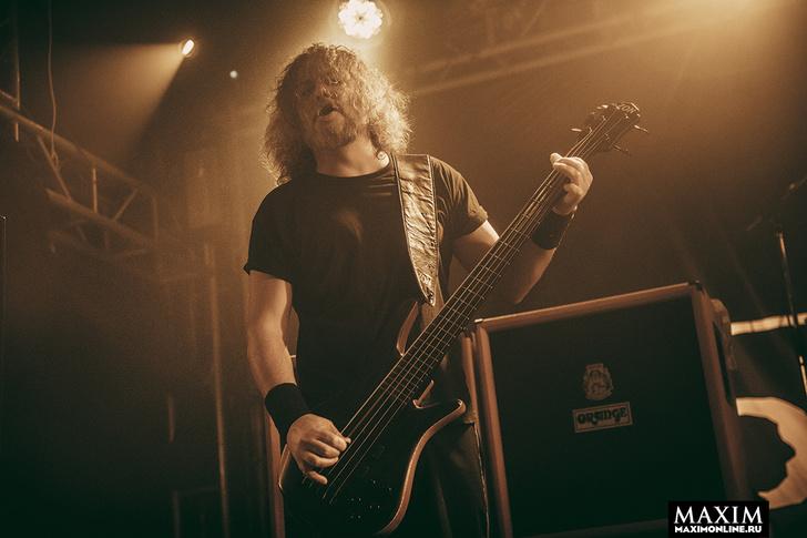 Фото №4 - Беспредел риска. Неожиданно зловещий концерт металистов всколыхнул московский клуб
