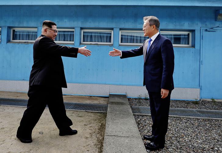 Фото №11 - Как Северная Корея и Южная Корея пошли по разным дорожкам