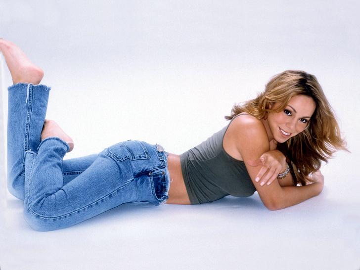 Фото №9 - Секс-символ недели: Мэрайя Кэри