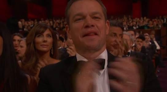 Фото №2 - Лучшие языки, показанные на 88-й церемонии «Оскара»!