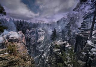 В Чехии нашлось место, неотличимое от локаций видеоигр