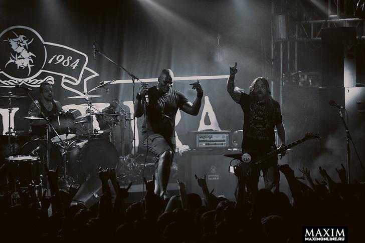 Фото №9 - Беспредел риска. Неожиданно зловещий концерт металистов всколыхнул московский клуб