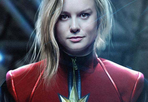 Фото №1 - Супергеройский трейлер «Капитан Марвел». На русском