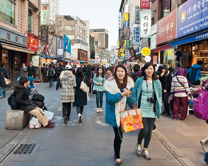 Фото №8 - Как Северная Корея и Южная Корея пошли по разным дорожкам