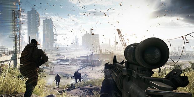 Фото №3 - Что нужно знать о Battlefield 4?