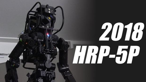 Фото №1 - Робот дня: человекоподобный строитель (видео)