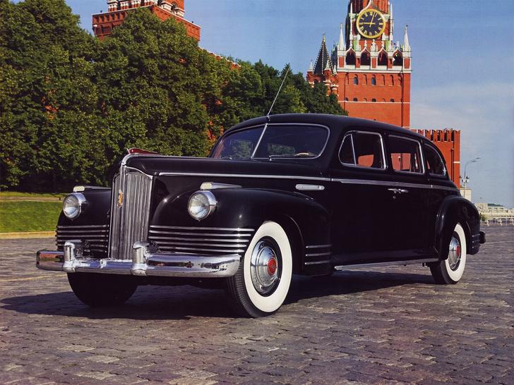 Фото №5 - 5 самых роскошных советских автомобилей