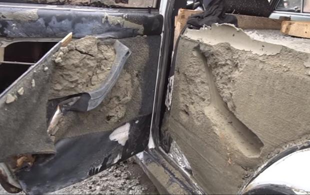 Видео бетона чем поднять бетон