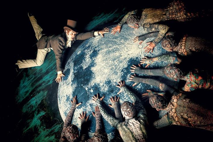 Фото №4 - Сумасшествие Поприщева на сцене Московского Губернского театра