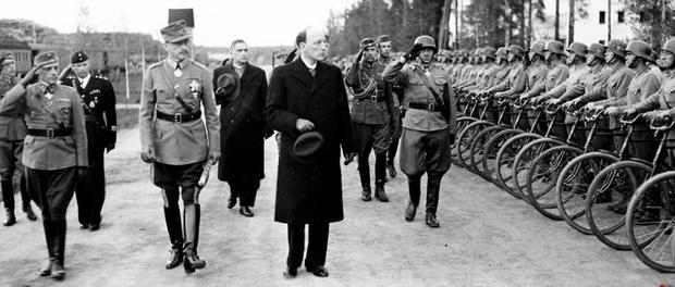 Фото №36 - Непридуманная история велосипедных войск