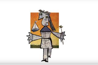 Искусственный интеллект позволит героям картин уходить с них (видео)