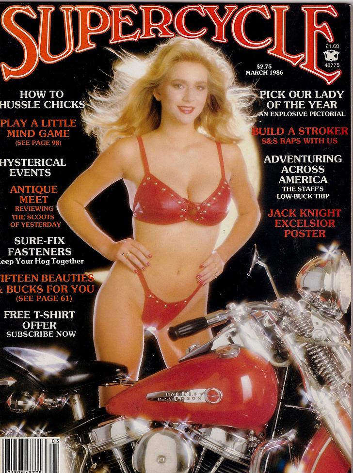 Фото №20 - Сексуальные девушки байкеров из 1980-х!