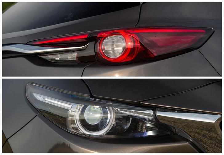 Фото №8 - Mazda CX-9 и полные легкие легкости