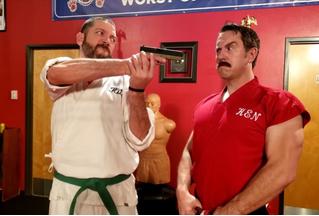 Лучшие в мире приемы самообороны от Мастера Кена (уморительные видео)