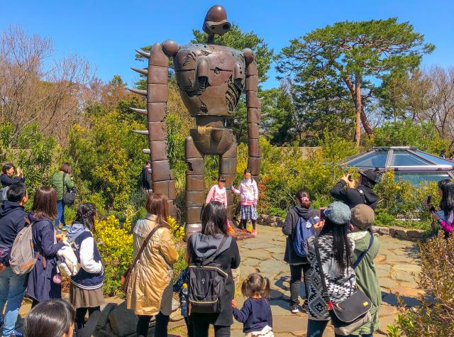 Фото №1 - Музей Студии Гибли в Японии нанимает на работу. И иностранцам тоже можно!