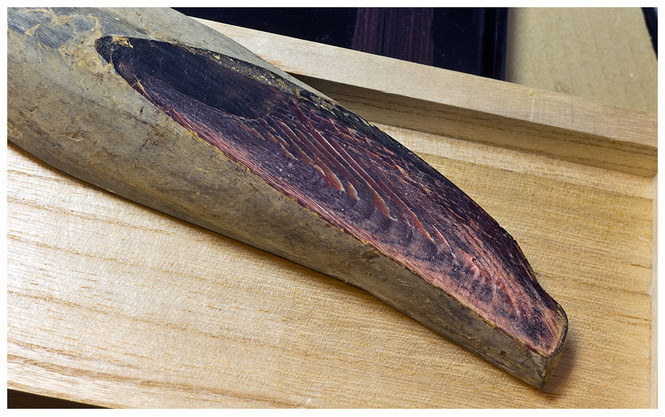 Как сделать нож из тунца (ВИДЕО)