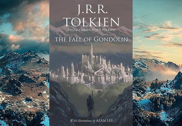 Фото №1 - Новая книга Толкина выйдет уже этим летом!