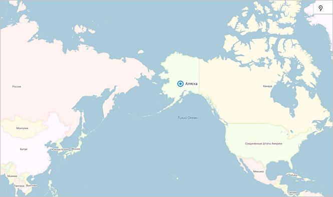 Фото №2 - Тест! Угадай, что еще на карте мира наше, кроме Крыма?