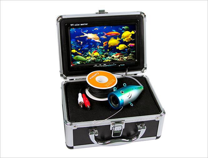 Подводная камера для поиска рыбы Eyoyo