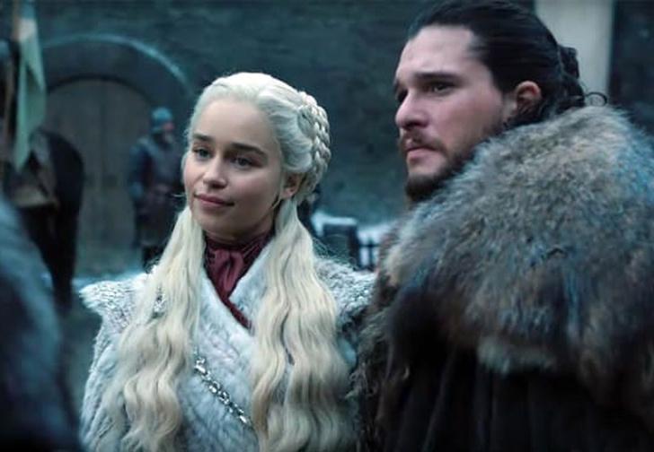Фото №1 - Санса встречает Дейенерис! HBO опубликовала тизер нового сезона «Игры престолов»