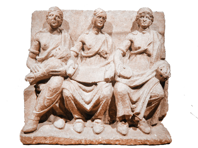Фото №12 - За миллиард лет до 8 Марта: Какие праздники женщины придумали для себя и отмечали тайком от мужчин