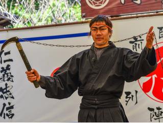 В японском городе Ига критический дефицит ниндзя. Власти в панике