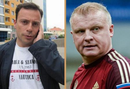 «Как убивали Рабинера». Футболист ударил журналиста — вот и вспыхнул скандал