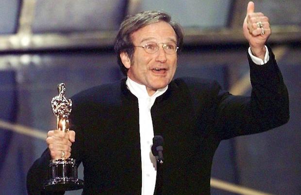 Фото №12 - 18 памятных фотографий из истории «Оскара»