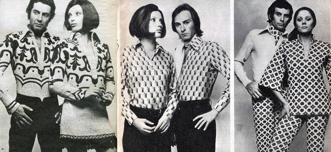Парные костюмы — худшее, что когда-либо было в моде