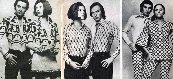 Фото №4 - Парные костюмы — худшее, что когда-либо было в моде