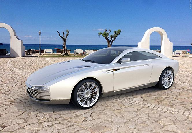 Top Gear похвалил русский редизайн Aston Martin