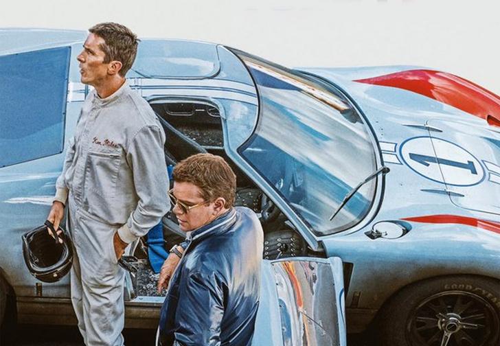 Фото №1 - «Форд» против «Феррари» в трейлере «Дерзкий вызов». На русском