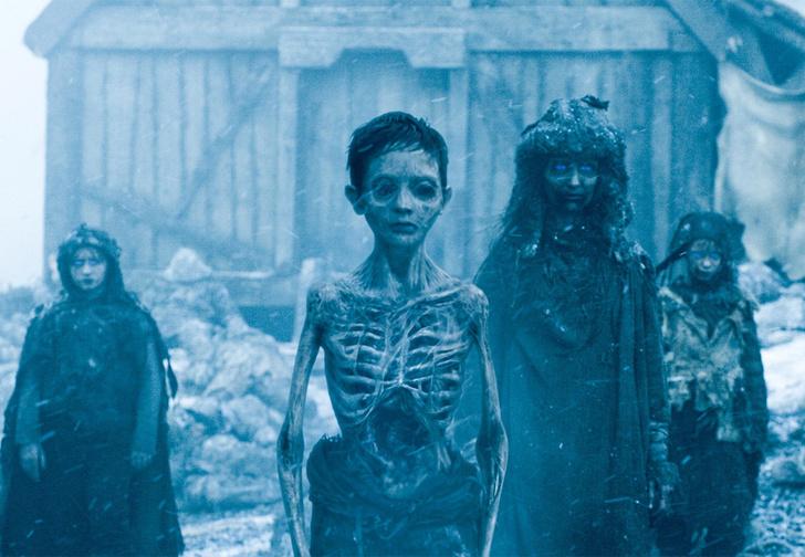 Фото №1 - Джордж Мартин сообщил название сериала-приквела к «Игре престолов»