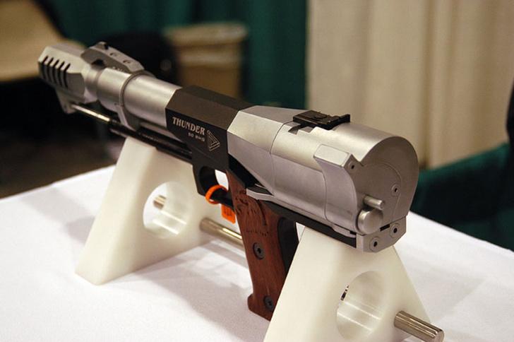 Фото №2 - 8 самых мощных пистолетов