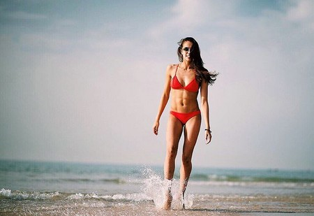 Олимпиада-2016: задорное видео из женской раздевалки гандболисток, секс на пляже в эфире ВВС, красавица Рита Мамун