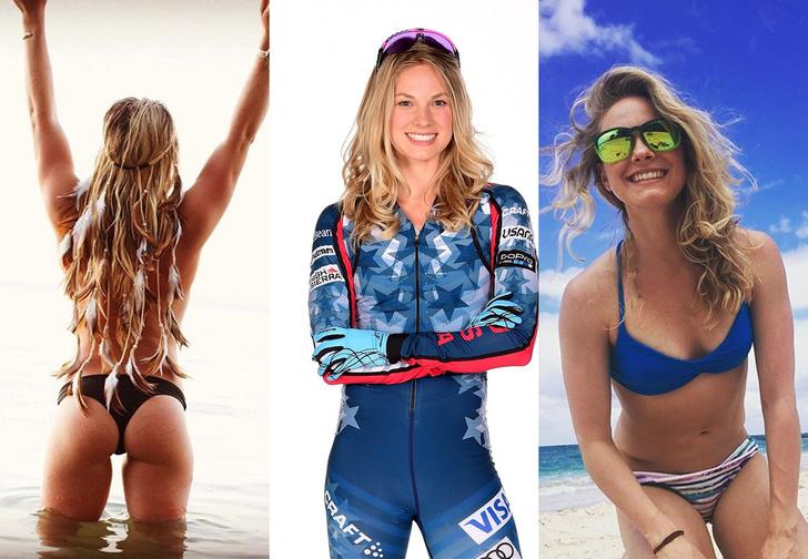 Фото №1 - Самые красивые соперницы наших спортсменок на Олимпиаде-2018