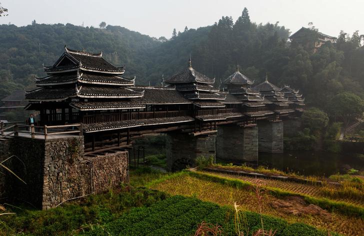 Фото №6 - 6 самых необычных мостов в мире