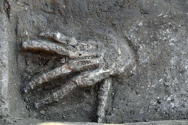 Фото №1 - Четыре устрашающие находки археологов