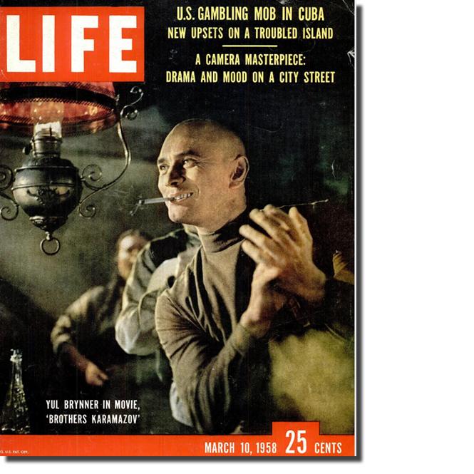 Фото №16 - Самые выдающиеся обложки в истории журнала Life