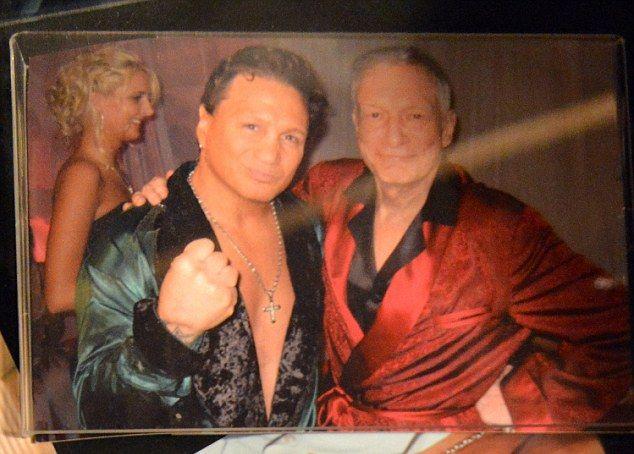Фото №3 - Винни, бокс и казино: на экраны выходит биография «Пазманского дьявола»