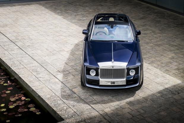 Фото №2 - Самый дорогой в мире Rolls-Royce построили для таинственного коллекционера