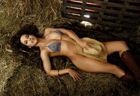 На ранчо без пончо: Алена Савастова