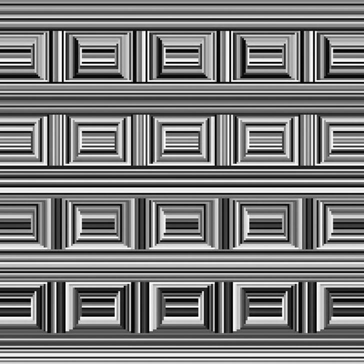 Фото №1 - Сможешь ли ты увидеть на этой картинке 16 кругов? Нам удалось, но знал бы ты, сколько человеко-часов нам пришлось на это потратить!