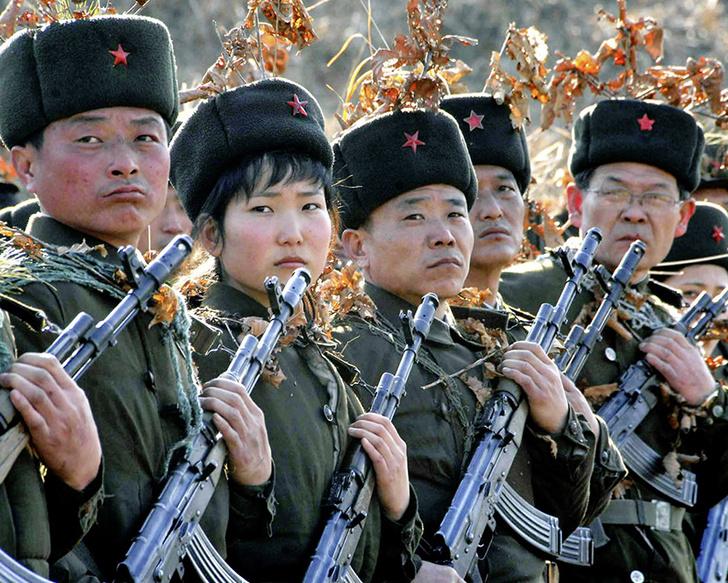 Фото №5 - Как Северная Корея и Южная Корея пошли по разным дорожкам